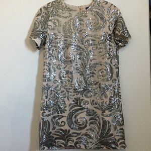 forever 21/ party/going out sparkle shift dress